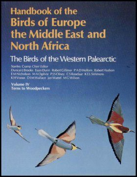 The Birds of the Western Palearctic, Volume 4