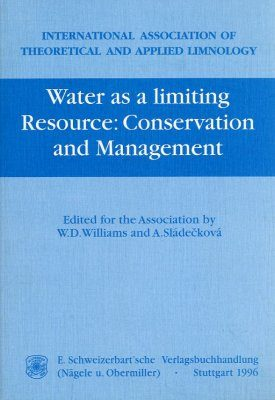 Water as a Limiting Resource