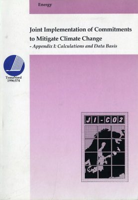 Joint Implementation of Commitments to Mitigate Climate Change