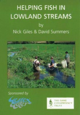 Helping Fish in Lowland Streams