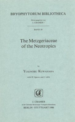 The Metzgeriaceae of the Neotropics