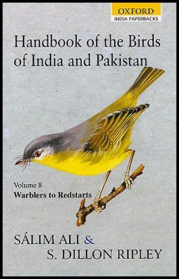 Handbook of the Birds of India and Pakistan, Volume 8