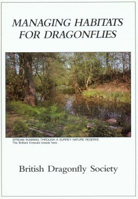 Managing Habitats for Dragonflies