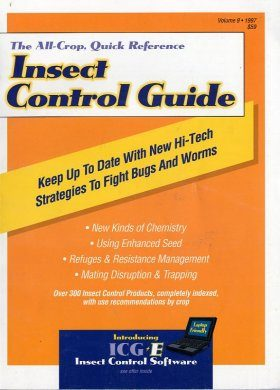 Insect Control Guide 1997