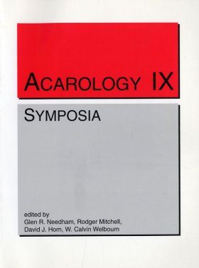 Acarology IX, Volume 2: Symposia