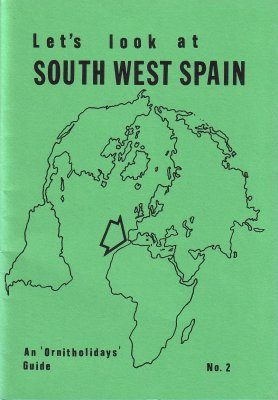 Let's Look at South West Spain