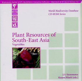 Plant Resources of South-East Asia: Vegetables