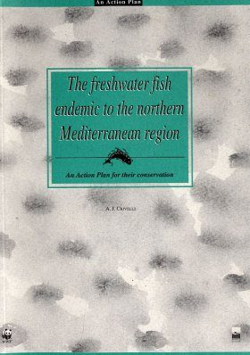 The Freshwater Fish Endemic to the Northern Mediterranean Region