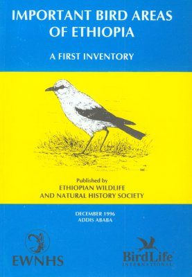 Important Bird Areas of Ethiopia