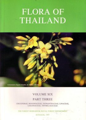 Flora of Thailand, Volume 6, Part 3