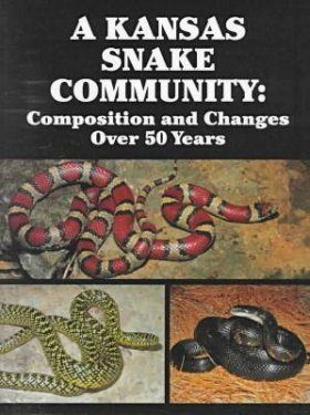 A Kansas Snake Community: Composition and Changes over 48 Years