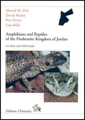 Amphibians and Reptiles of the Hashemite Kingdom of Jordan