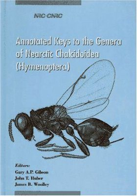 Annotated Keys to the Genera of Nearctic Chalcidoidea (Hymenoptera)