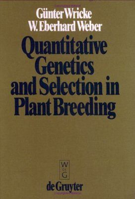 Quantitative Genetics and Selection in Plant Breeding