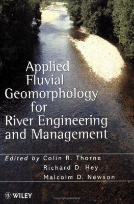 Applied Fluvial Geomorphology for River Engineering and Management