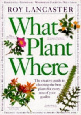 What Plant Where