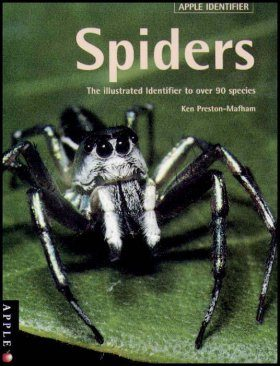 Spiders: The Illustrated Identifier to over 90 Species