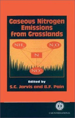 Gaseous Nitrogen Emissions from Grasslands