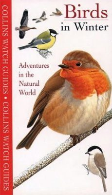 Collins Watch Guides: Birds in Winter