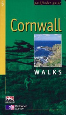 OS Pathfinder Guides, 5: Cornwall Walks