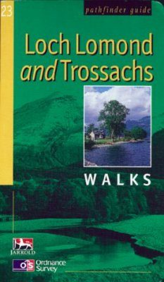 OS Pathfinder Guides, 23: Loch Lomond Walks