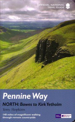 National Trail Guides: Pennine Way North