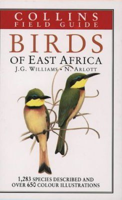 Collins Field Guide: Birds of East Africa
