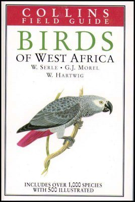 Collins Field Guide to the Birds of West Africa