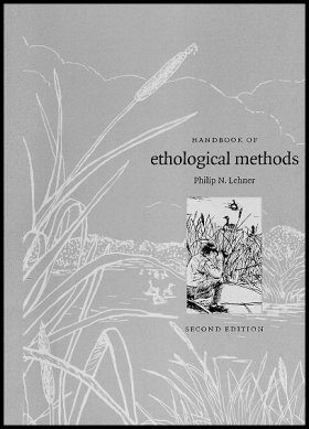 Handbook of Ethological Methods