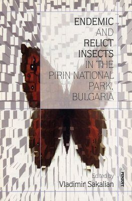 Endemic and Relict Insects in the Pirin National Park, Bulgaria