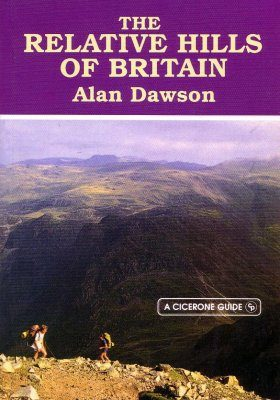 Cicerone Guides: The Relative Hills of Britain