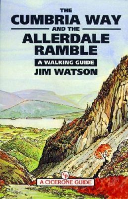 Cicerone Guides: The Cumbria Way and Allerdale Ramble