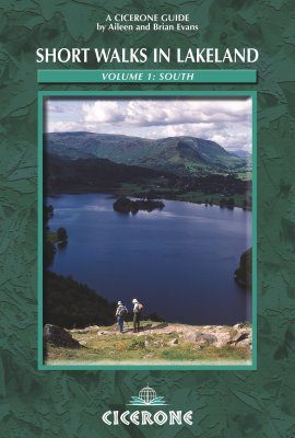 Cicerone Guides: Short Walks in Lakeland, Book 1: South Lakeland