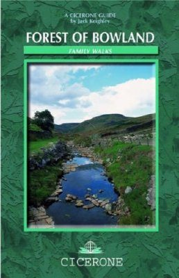 Cicerone Guides: Walks in the Forest of Bowland