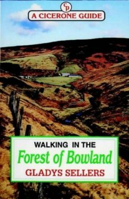 Cicerone Guides: Walking in the Forest of Bowland