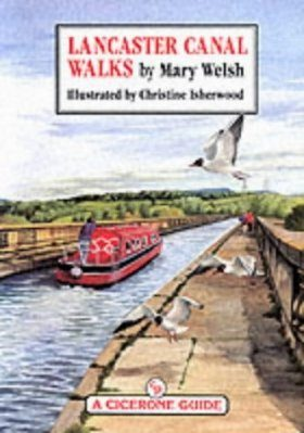 Cicerone Guides: Lancaster Canal Walks