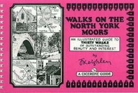 Cicerone Guides: Walks in the North York Moors, Book 1
