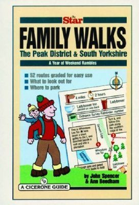 Cicerone Guides: Star Family Walks in the Peak District and South Yorkshire