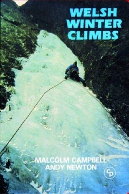 Cicerone Guides: Welsh Winter Climbs