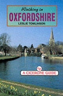 Cicerone Guides: Walking in Oxfordshire