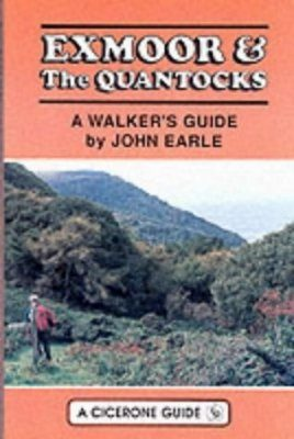 Cicerone Guides: Exmoor and the Quantocks