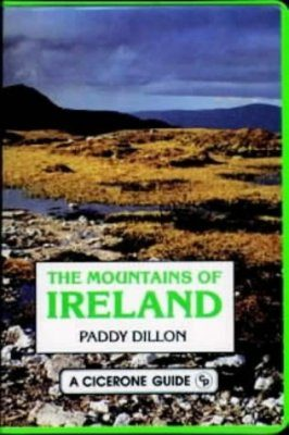 Cicerone Guides: The Mountains of Ireland