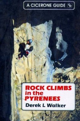 Cicerone Guides: Rock Climbs in the Pyrenees
