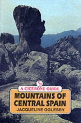 Cicerone Guides: The Mountains of Central Spain