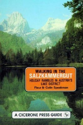 Cicerone Guides: Walking in the Salzkammergut
