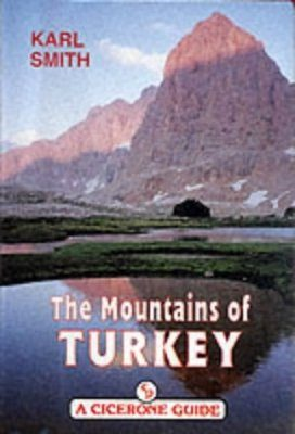 Cicerone Guides: The Mountains of Turkey