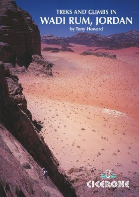 Cicerone Guides: Treks and Climbs in Wadi Rum, Jordan