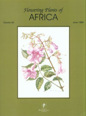 Flowering Plants of Africa, Volume 56: Plates 2141-2160