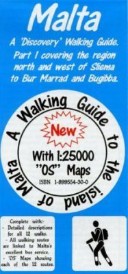 Discovery Walking Guides: Maltese Series: Malta Walking Guide