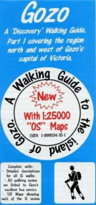 Discovery Walking Guides: Maltese Series: Gozo Walking Guide